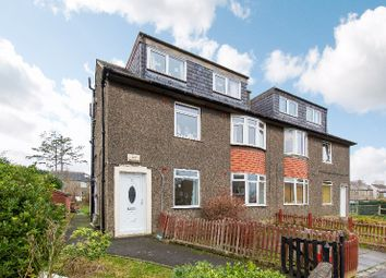 Thumbnail 3 bed flat to rent in Crewe Bank, Edinburgh