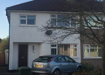 Thumbnail 3 bed terraced house to rent in Kingshill Drive, Harrow, Middlesex