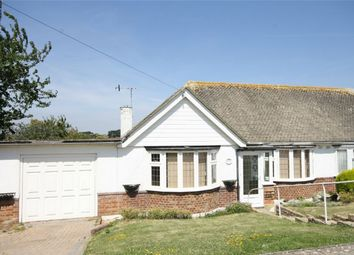 Thumbnail Semi-detached bungalow for sale in First Avenue, Bexhill-On-Sea