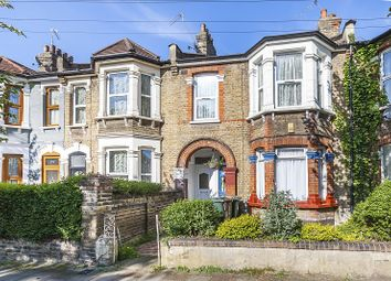Thumbnail 3 bedroom flat for sale in Claude Road, London