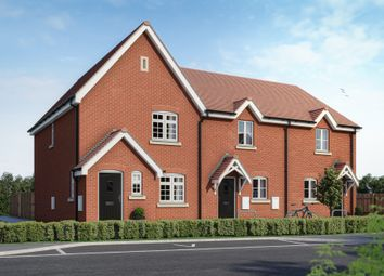 Thumbnail 2 bed terraced house for sale in Halton Place, Shortstown, Bedfordshire