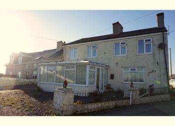 Thumbnail 3 bed semi-detached house for sale in Carmel, Llannerch-Y-Medd