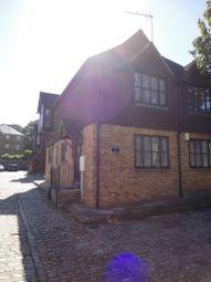 Thumbnail 1 bedroom flat to rent in Bishops Walk, Rochester, Kent