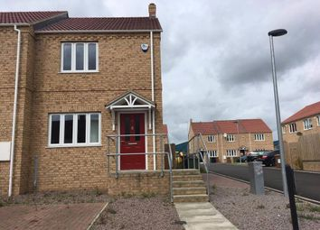Thumbnail 2 bed semi-detached house to rent in Osborne Residential Park, Osborne Road, Wisbech
