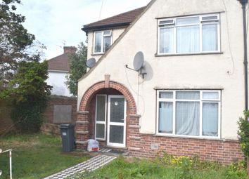 Thumbnail 4 bed terraced house to rent in Clevedon Gardens, Cranford