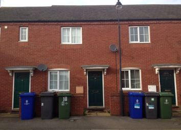 Thumbnail 2 bed property to rent in High Barns Close, Grange Park, Northampton