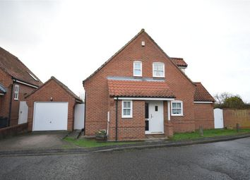 Thumbnail 4 bed detached house for sale in Barn Meadow, Trowse, Norwich, Norfolk