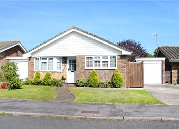 Thumbnail 2 bed bungalow for sale in Merryfield Crescent, Angmering, Littlehampton