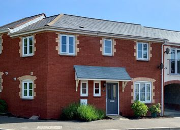 Thumbnail 3 bed terraced house for sale in Waylands Corner, Tiverton