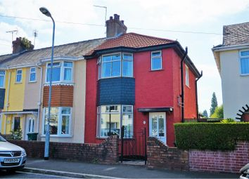 Thumbnail 3 bed end terrace house for sale in Margaret Avenue, Newport