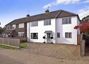 Thumbnail 4 bed semi-detached house for sale in New Road, Headcorn, Ashford, Kent