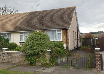 Thumbnail 2 bed semi-detached bungalow to rent in Deerhurst, Benfleet