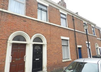 Thumbnail 4 bed terraced house for sale in Chaddock Street, Preston