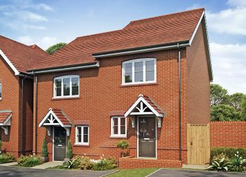 Thumbnail 2 bed terraced house for sale in The Hastings, Corunna, Inkerman Lane, Aldershot, Hampshire