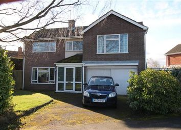 Thumbnail 5 bed detached house for sale in Burnell Close, Bidford On Avon, Alcester