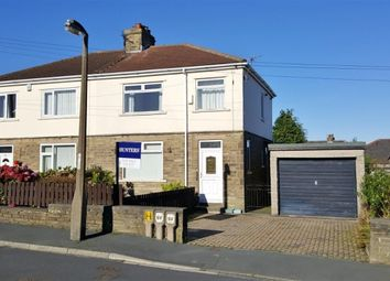 Thumbnail 3 bed semi-detached house for sale in Broadway, Southowram, Halifax
