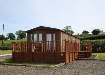 Thumbnail 2 bed lodge for sale in 11 Roseland Lodge Park, Isle Of Bute, Rothesay