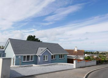 Thumbnail 4 bed detached bungalow for sale in Trevella Road, Bude