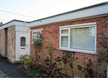 Thumbnail 1 bedroom terraced bungalow for sale in Telford Way, Leicester