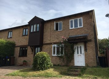 Thumbnail 3 bed semi-detached house to rent in Martel Close, Northampton