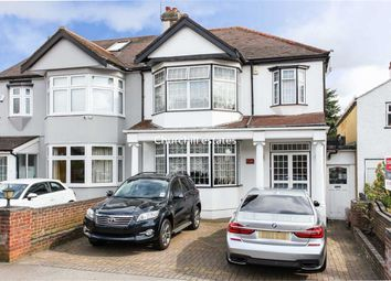 Thumbnail 3 bed semi-detached house for sale in Greenheys Drive, London