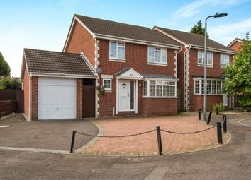 Thumbnail 4 bed detached house for sale in Crows Grove, Bradley Stoke, Bristol, Gloucestershire