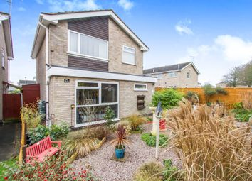 Thumbnail 3 bedroom detached house for sale in Blakesley Walk, Beaumont Leys, Leicester