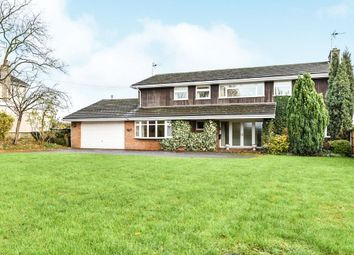 Thumbnail 4 bed detached house for sale in ., Dalbury Lees, Ashbourne