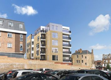 Thumbnail 2 bed flat to rent in Manor Road, Chatham