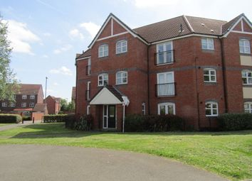 Thumbnail 2 bed flat to rent in Girton Way, Mickleover, Derby