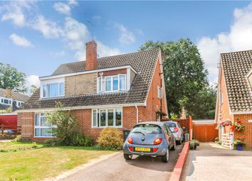 Thumbnail 3 bed semi-detached house for sale in Ringwood Drive, North Baddesley, Southampton, Hampshire