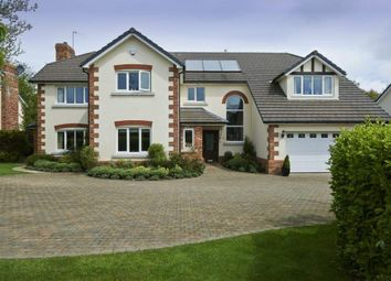 Thumbnail 5 bed detached house for sale in The Links, Peel
