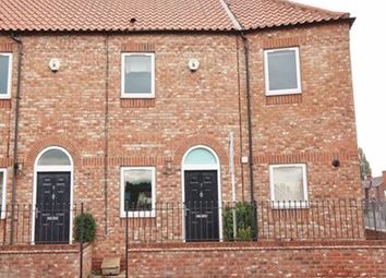 Thumbnail 2 bed terraced house to rent in Powell Street, Selby