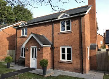 Thumbnail 4 bed detached house for sale in Forton Heath, Montford Bridge