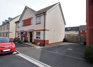 Thumbnail 3 bed semi-detached house for sale in Royal Drive, Bridgwater