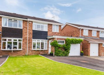 Thumbnail 3 bed semi-detached house for sale in Stock Field Close, Hazlemere, High Wycombe