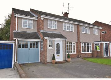 Thumbnail 4 bed semi-detached house for sale in Cannon Leys, Chelmsford