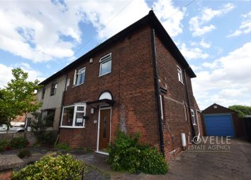 Thumbnail 3 bed semi-detached house for sale in Melrose Road, Gainsborough