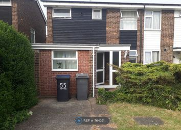 Thumbnail 5 bed terraced house to rent in Kemsing Gardens, Canterbury