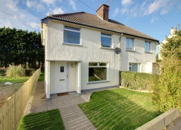 Thumbnail 1 bedroom semi-detached house for sale in Marian Way, Portaferry
