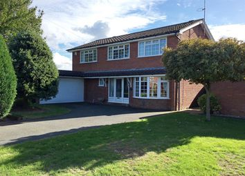 Thumbnail 4 bed detached house for sale in Grosvenor Way, Walton On The Hill, Stafford