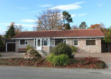 Thumbnail 4 bed detached bungalow for sale in Polinard, Comrie