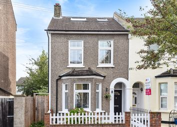 Thumbnail 4 bed end terrace house for sale in Selhurst New Road, London
