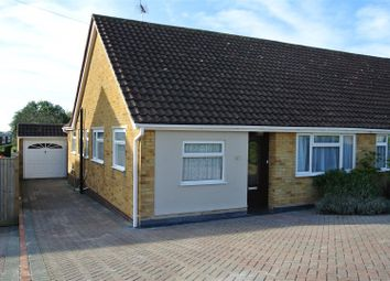 Thumbnail 3 bed semi-detached bungalow to rent in Cleveland Road, Worthing