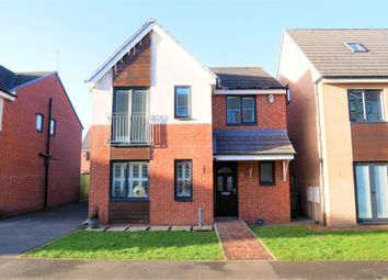 Thumbnail 4 bed detached house for sale in St. Michael's Vale, Hebburn