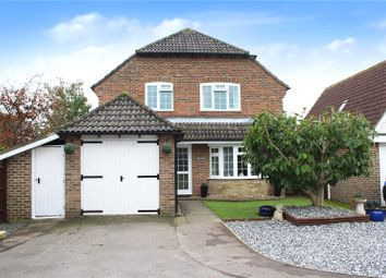 Thumbnail 4 bedroom detached house for sale in The Dell, Angmering, West Sussex