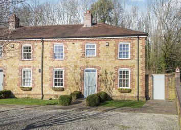 Thumbnail 2 bed end terrace house for sale in Budgenor Lodge, Dodsley Lane, Easebourne, Midhurst
