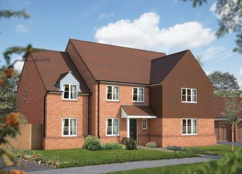 "Thumbnail 6 bed detached house for sale in ""The Eastnor"" at Drake Street, Welland, Malvern"