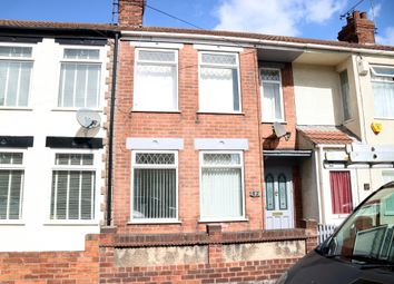 Thumbnail 2 bed terraced house to rent in Rensburg Street, Hull, East Riding Of Yorkshire