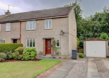 Thumbnail 3 bed end terrace house for sale in Akers Avenue, Locharbriggs, Dumfries